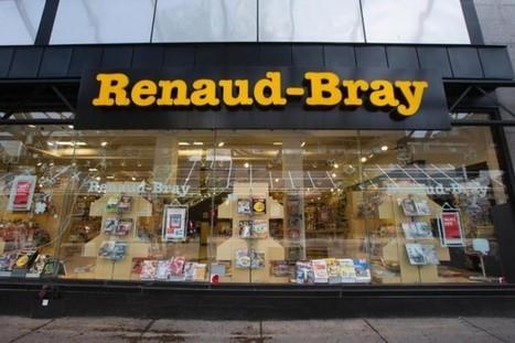 Raffin tire à boulets rouges sur Renaud-Bray et Cominar | La Presse, Montréal | Thrillers + | Scoop.it