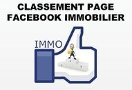 Classement des pages Facebook dans l'immobilier : réseaux, portails, promoteurs – Juillet 2013 - Immobilier 2.0 | Réseau immobilier | Scoop.it