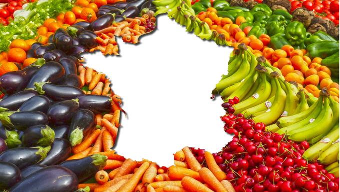 Dans quels départements les consommateurs achètent-ils le plus de produits bio?
