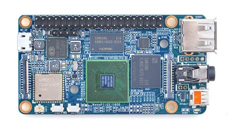 FriendlyARM / NanoPi S2  | ARM Turkey - Arm Board, Linux, Banana Pi, Raspberry Pi | Scoop.it