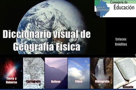 Diccionario Visual de Geografía Física | Enseñar Geografía e Historia en Secundaria | Scoop.it
