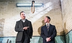 IL Archive September 2016: Hangmen review – Martin McDonagh returns with a savagely black comedy | Irish Life | Scoop.it
