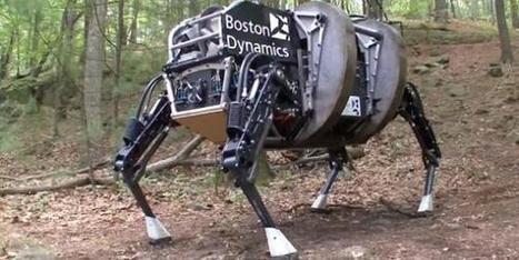 Les géants du Web, futurs maîtres de la robotique | Internet of things & digital trends | Scoop.it