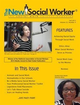 In the Field: From Social Work Student Intern to Hired Social Worker | Social Worker | Scoop.it