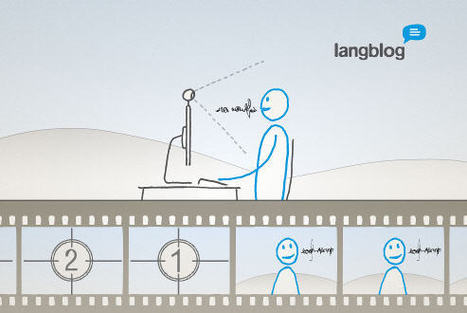 Outils pour la production orale - SpeakApps Projet | LANGUES  (classe 400) | Scoop.it