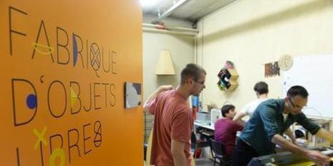 Le fab lab de Bron, véritable carrefour d'idées | Changer la donne | Scoop.it