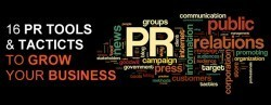 16 Public Relations Tools and Tactics That Can Help Grow Your Business   SEO.com   PR PROBS   Scoop.it