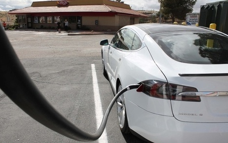 What Running Out of Power in a Tesla on the Side of a Highway Taught Me About the Road Trip of Tomorrow | Trends in Sustainability | Scoop.it