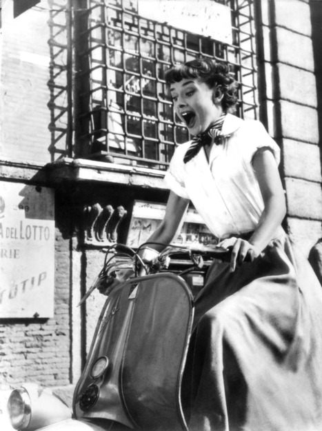 Gattinoni, the Vespa and the Television   The march of the Mods   Scoop.it