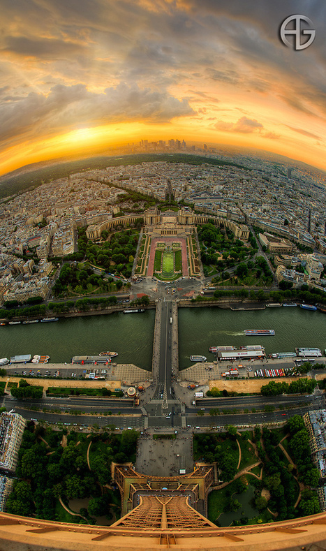 Cityscapes & urban landscapes by Anthony Gelot | GeographyfortheMasses | Scoop.it
