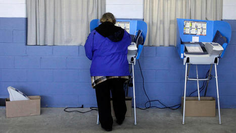 FBI Asked to Probe Obama/ Democrat 'Vote-Changing' Machines :: Minute Men News | News You Can Use - NO PINKSLIME | Scoop.it