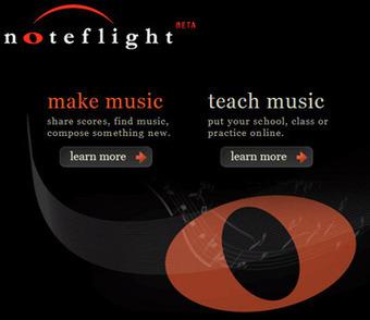 Docente 2punto0: música | Educación, Tic y más | Scoop.it