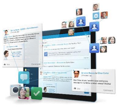 Débat : les réseaux sociaux d'entreprise ont-ils un intérêt ? | social media, public policy, digital strategy | Scoop.it