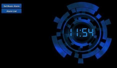 Online Music Alarm Clock, una práctica alarma o despertador en línea | Pedalogica: educación y TIC | Scoop.it