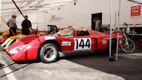 Magic in the paddock at 2014 Rolex Monterey Motorsports Reunion | Autoweek | Automotive Supply Chain | Scoop.it
