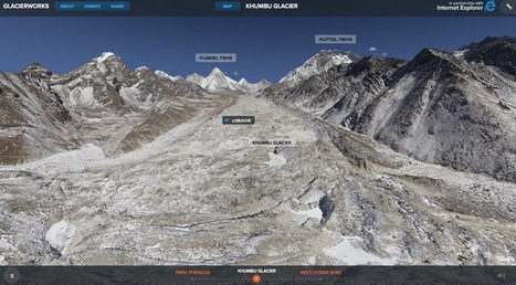 Free Technology for Teachers: A Small Collection of Resources for Learning About Mount Everest   MS Geography Resources   Scoop.it