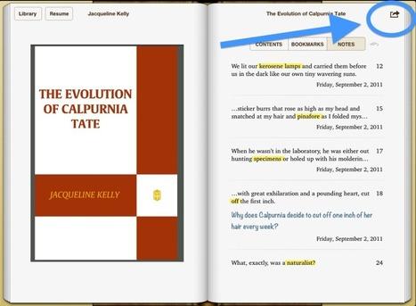iBooks Reading Guides | Edtech PK-12 | Scoop.it