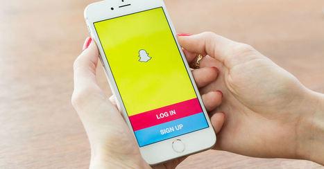 L'ascesa di Snapchat come piattaforma per il giornalismo | Analytics Lover | Scoop.it