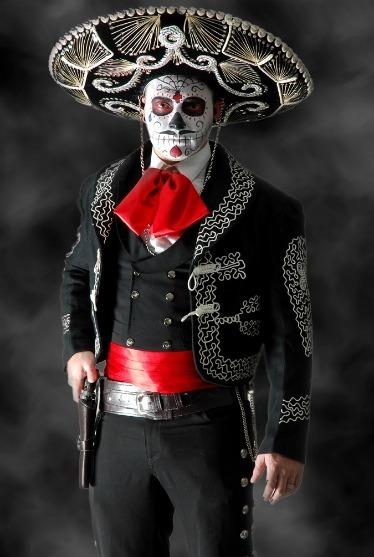 D Guisement De Mexicain Pour Carnaval