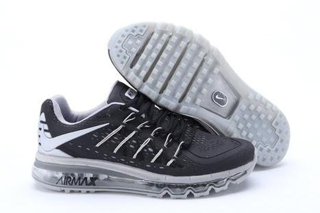 premium selection a54e1 139ea Skor-Pa-Natet-Dam-Nike-Air-Max-2015-II-Herr-Skor-Pa-Natet-Gray-Vit-Special-Hot.jpg  (703x468 pixels)