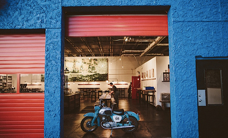 """It's Epicurious' turn for """"America's Best Coffee Shops"""" 