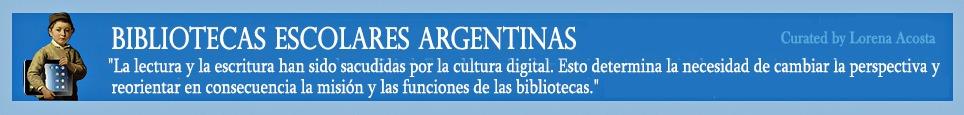 Bibliotecas Escolares Argentinas