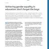 Education, ICT & the SDGs