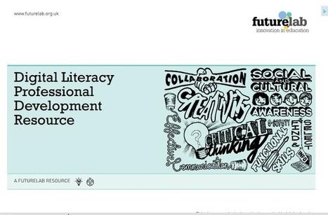 WEB PARA EDUCADORES: E-books sobre literacia digital na educação | Digital Literacies - Media and Information | Scoop.it