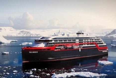 #Hurtigruten : 32 nouvelles destinations dans la programmation 2018/19 #Antarctique #Arctique etc...   Arctique et Antarctique   Scoop.it
