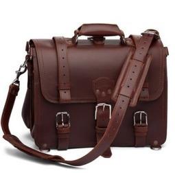68826855b1dc Saddleback Leather Large Classic Briefcase Revi...