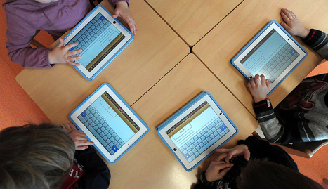 Education tech funding | Digital divide and children | Scoop.it