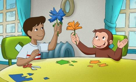 Curious George Celebrates Latina Moms! | SpanglishBaby™ | World Languages | Scoop.it