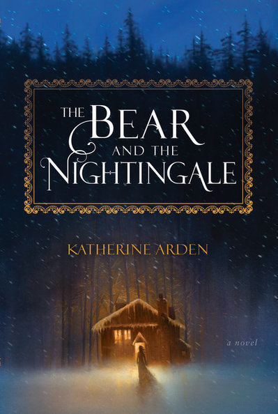 Book Review: The Bear and the Nightingale by Katherine Arden | The Book Smugglers | Young Adult Novels | Scoop.it