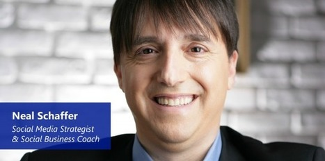 Social networking: 3 tips from Forbes social media power influencer Neal Schaffer - Microsoft for Work | Social Media and Marketing | Scoop.it