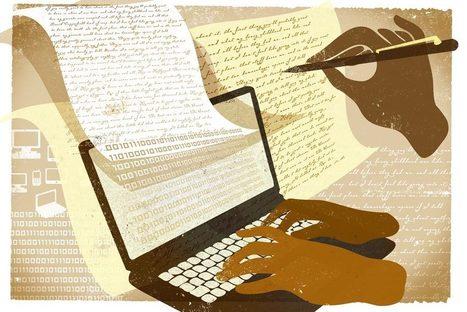 Modules d'apprentissage en ligne sur les 6 type... | Littératures numériques en Bibliothèque ? | Scoop.it