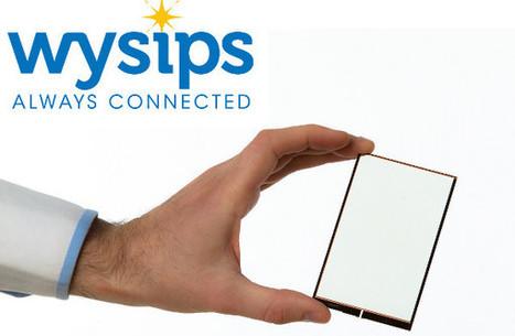 Wysips : Sunpartner & Laibao vont fabriquer ce film photovoltaïque invisible | Hightech, domotique, robotique et objets connectés sur le Net | Scoop.it
