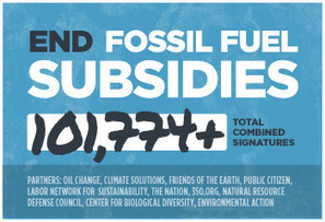 Fossil Fuel Subsidies to Cost US 113,000,000,000 in Next 10 Years (Not Including Climate & Health Damage) without Change | Sustain Our Earth | Scoop.it