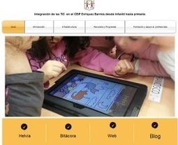 Buenas prácticas educativas relacionadas con las TIC (I) | Nuevas tecnologías aplicadas a la educación | HORA DE APRENDER | Scoop.it