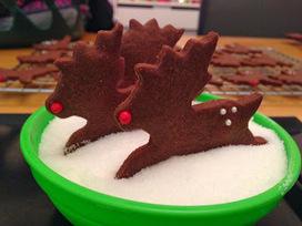 Our Cookie Journal: Chocolate Reindeer Delight Children | Cookie Baking | Scoop.it