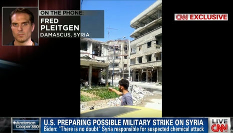 For News From Syrian Battleground, a Reliance on Social Media | Social Media Collaboration | Scoop.it