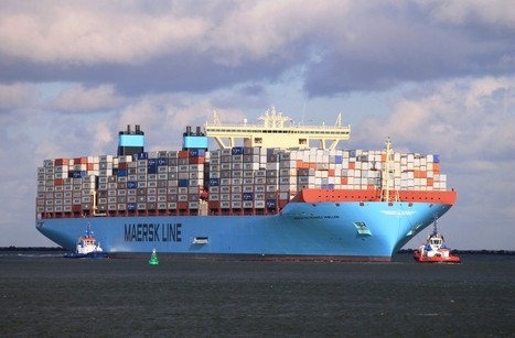 Denmark Shipping Company, Maersk, Using 3D Printing to Fabricate Spare Parts on Ships | Supply Chain, Logistics & Freight Transport Analysis by Chris Saynor | Scoop.it