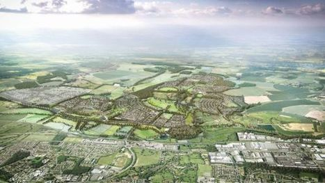 Garden villages: Locations of first 14 announced | The Property Voice | Scoop.it