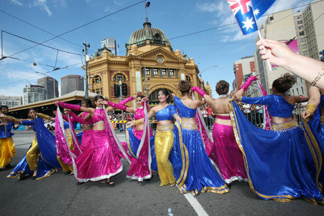 The changing face of Australian immigration | Masada Geography | Scoop.it