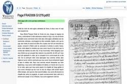 WikiSource, nouvel outil collaboratif dans les Alpes-Maritimes | GenealoNet | Scoop.it