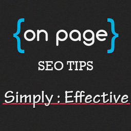 On Page SEO Factors : Complete In Depth Guide - BLOGVKP | Content marketing en SEO | Scoop.it