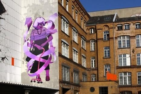STREET ART : JBAK | VIM | Scoop.it