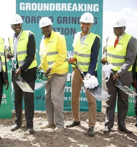 Hima Cement Breaks Ground for New Plant in Tororo | | UgandaNuz | Scoop.it