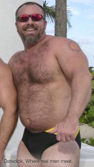 Beer gay man