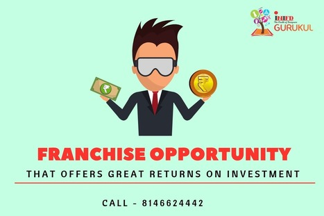 A Franchise Opportunity With High Profits
