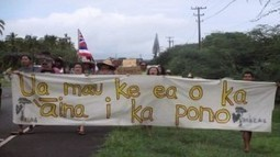 Native Hawaiians Standing up Against Use of Land for Dangerous GMO Experiments - | News You Can Use - NO PINKSLIME | Scoop.it